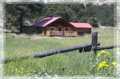 Colorado Cabin for Sold