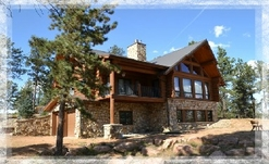 Colorado Log Homes For Sale