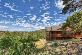Colorado Log Home For Sale
